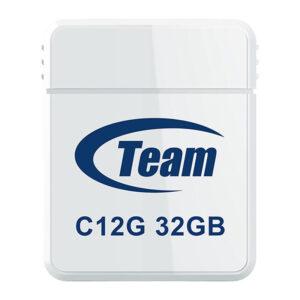 USB флеш – накопитель Team C12G 32GB USB 2.0 – White