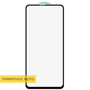 Защитное стекло 3D / 5D Premium SKLO Full Glue на весь экран для Samsung Galaxy A41 – Black