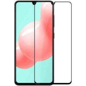 Защитное стекло XD+ Full Glue для Samsung Galaxy A41 – Black