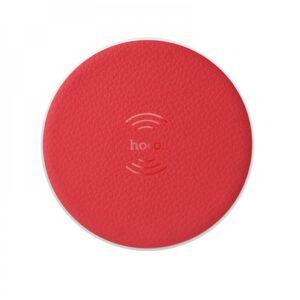 Беспроводное зарядное устройство Hoco CW14 5V/2A – Red