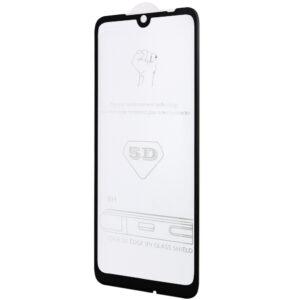 Защитное стекло 5D Hard 9H Full Glue на весь экран для Xiaomi Redmi 7 – Black