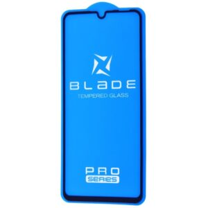 Защитное стекло 3D (5D) Blade Glass Full Glue на весь экран для Huawei P30 Lite – Black