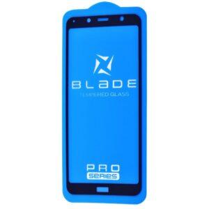 Защитное стекло 3D (5D) Blade Glass Full Glue на весь экран для Xiaomi Redmi 7A – Black