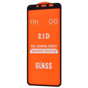 Защитное стекло 21D Full Glue Cover Glass на весь экран для Xiaomi Redmi 7A – Black