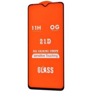 Защитное стекло 21D Full Glue Cover Glass на весь экран для Xiaomi Redmi 8 / 8A – Black