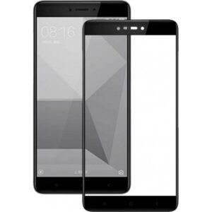 Защитное стекло 3D (5D) Full Glue Armor Glass на весь экран для Xiaomi Redmi 4x – Black
