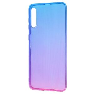 Чехол TPU Gradient Design Samsung Galaxy A50 / A30s – Blue / pink
