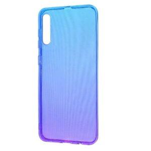 Чехол TPU Gradient Design Samsung Galaxy A50 / A30s – Blue / purple