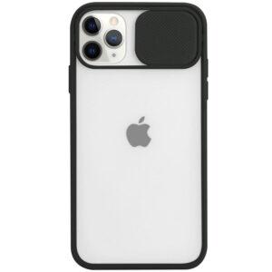 Чехол Camshield mate TPU со шторкой для камеры для Iphone 11 Pro – Черный