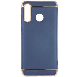 Матовый пластиковый чехол Joint Series для Samsung Galaxy A40 2019 (A405) – Синий