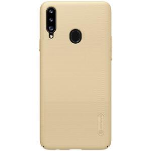 Пластиковый чехол Nillkin Matte для Samsung Galaxy A20s 2019 (A207) – Золотой