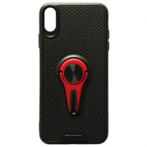 Cиликоновый чехол Car Mount c креплением под магнитный держатель для Xiaomi Redmi 7A – Red