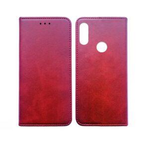 Чехол-книжка Black TPU Magnet для Huawei P Smart Plus / Nova 3i – Red