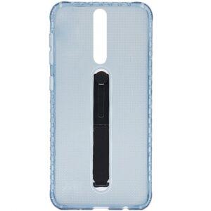 TPU чехол Protect Slim с подставкой-держателем для Xiaomi Redmi K20 / K20 Pro / Mi 9T / Mi 9T Pro – Синий