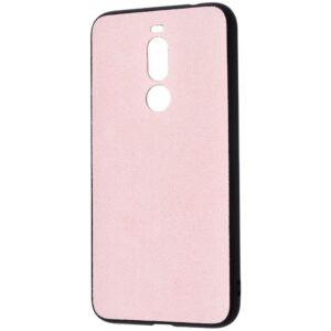Чехол Suede Case Meizu X8 – Pink
