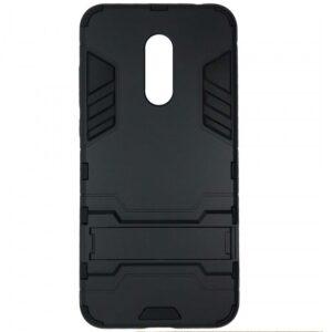 Ударопрочный чехол Transformer с подставкой для Xiaomi Redmi 5 Plus – Black