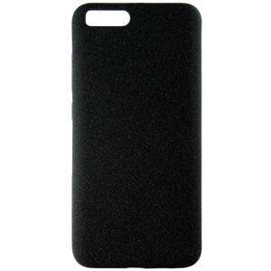 Силиконовый чехол Sand case Xiaomi Mi 6 – Черный