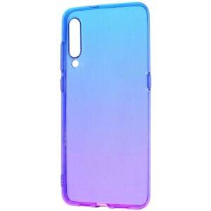 Чехол TPU Gradient Design для Xiaomi Mi 9 – Blue / purple