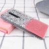 Cиликоновый чехол Galaxy Glitter для Xiaomi Redmi K20 / K20 Pro / Mi 9T / Mi 9T Pro – Розовый 67144