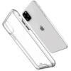 Прозрачный силиконовый TPU чехол Space Case для Iphone 11 Pro – Clear 63790