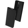 Чехол-книжка Dux Ducis с карманом для Xiaomi Redmi 9 — Черный