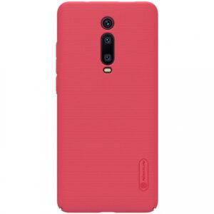 Пластиковый чехол Nillkin Matte для Xiaomi Redmi K20 / K20 Pro / Mi 9T / Mi 9T Pro – Красный