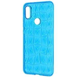 TPU чехол Prism Series Case для Xiaomi Mi Play – Blue
