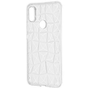 TPU чехол Prism Series Case для Xiaomi Mi Play – Clear
