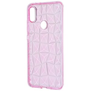 TPU чехол Prism Series Case для Xiaomi Mi Play – Pink