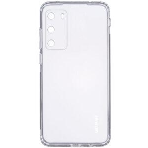 Прозрачный силиконовый TPU чехол GETMAN для Huawei P40