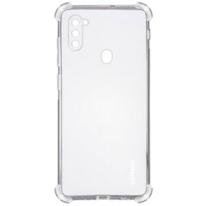Чехол TPU GETMAN Ease с усиленными углами для Samsung Galaxy A11 / M11 – Clear