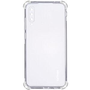 Чехол TPU GETMAN Ease с усиленными углами для Samsung Galaxy A50 / A30s – Clear