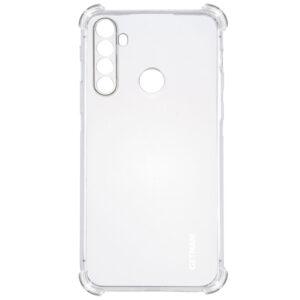 Чехол TPU GETMAN Ease с усиленными углами для Xiaomi Redmi Note 8T – Clear