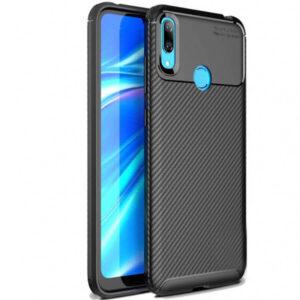 Силиконовый чехол Kaisy Series для Samsung Galaxy A40 2019 (A405) – Черный
