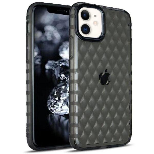 TPU чехол Protect Prism для Iphone 11 – Черный
