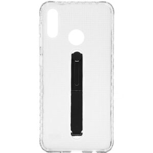TPU чехол Protect Slim с подставкой-держателем для Xiaomi Redmi 7 – Прозрачный