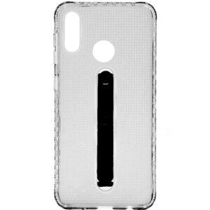 TPU чехол Protect Slim с подставкой-держателем для Xiaomi Redmi 7 – Серый