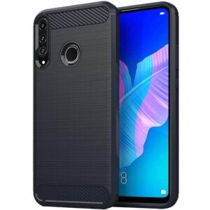 Cиликоновый TPU чехол Slim Series для Huawei P40 Lite E / Y7P (2020) – Синий