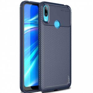 Силиконовый чехол Ipaky Kaisy Series для Samsung Galaxy A40 2019 (A405) – Синий