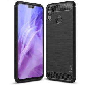 Силиконовый чехол Ipaky Slim Series для Huawei Honor 8x Max – Черный