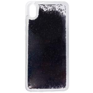TPU+PC чехол Sparkle glitter для Xiaomi Redmi 7A – Черный