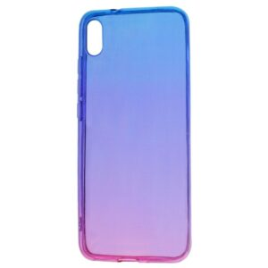 Чехол TPU Gradient Design Xiaomi Redmi 9A – Blue / pink