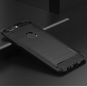 Силиконовый чехол Ipaky Slim Series для OnePlus 5 – Black