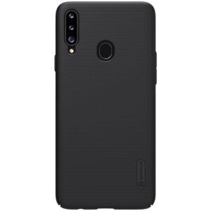 Пластиковый чехол Nillkin Matte для Samsung Galaxy A20s 2019 (A207) – Черный