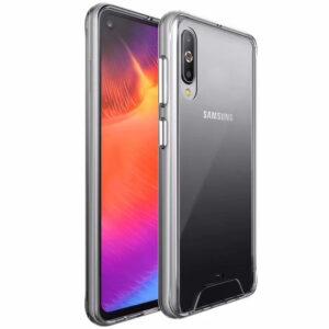 Прозрачный силиконовый TPU чехол Space Case для Samsung Galaxy A50 / A30s – Clear