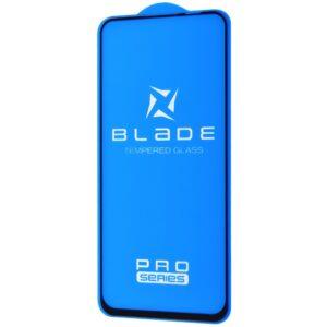 Защитное стекло 3D (5D) Blade Glass Full Glue на весь экран для Huawei P40 Lite – Black