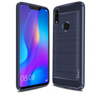 Силиконовый чехол Ipaky Slim Series для Huawei P Smart Plus / Nova 3i – Синий