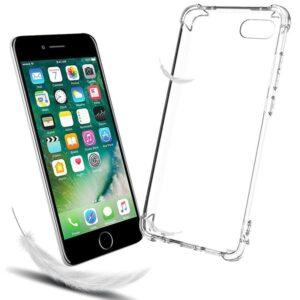 Чехол TPU GETMAN Ease с усиленными углами для Iphone 7 / 8 /  SE (2020) – Clear