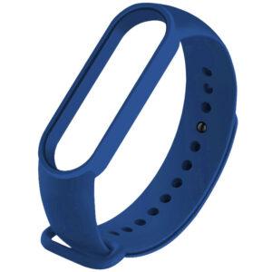 Ремешок для фитнес-браслета Xiaomi Mi Band 3 / 4 – Синий / Navy blue