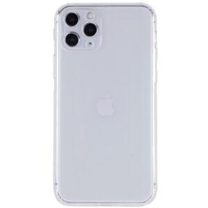 Прозрачный силиконовый TPU чехол GETMAN для Iphone 11 Pro